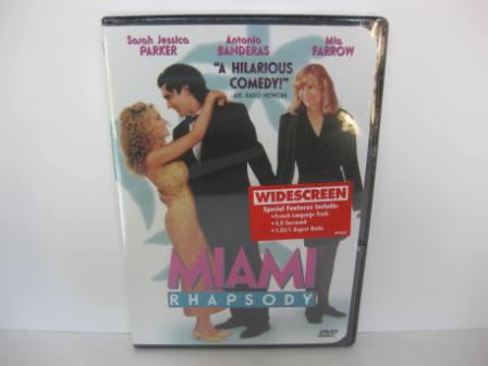 Miami Rhapsody (SEALED) - DVD